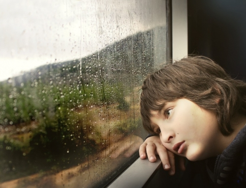 4 Warning Signs of Childhood Depression