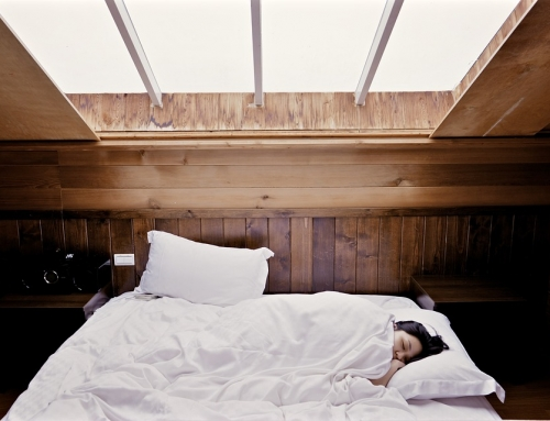 Six Tips to For A Better Night's Sleep