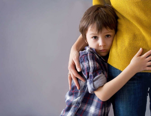 Identifying Signs Of Anxiety In Children
