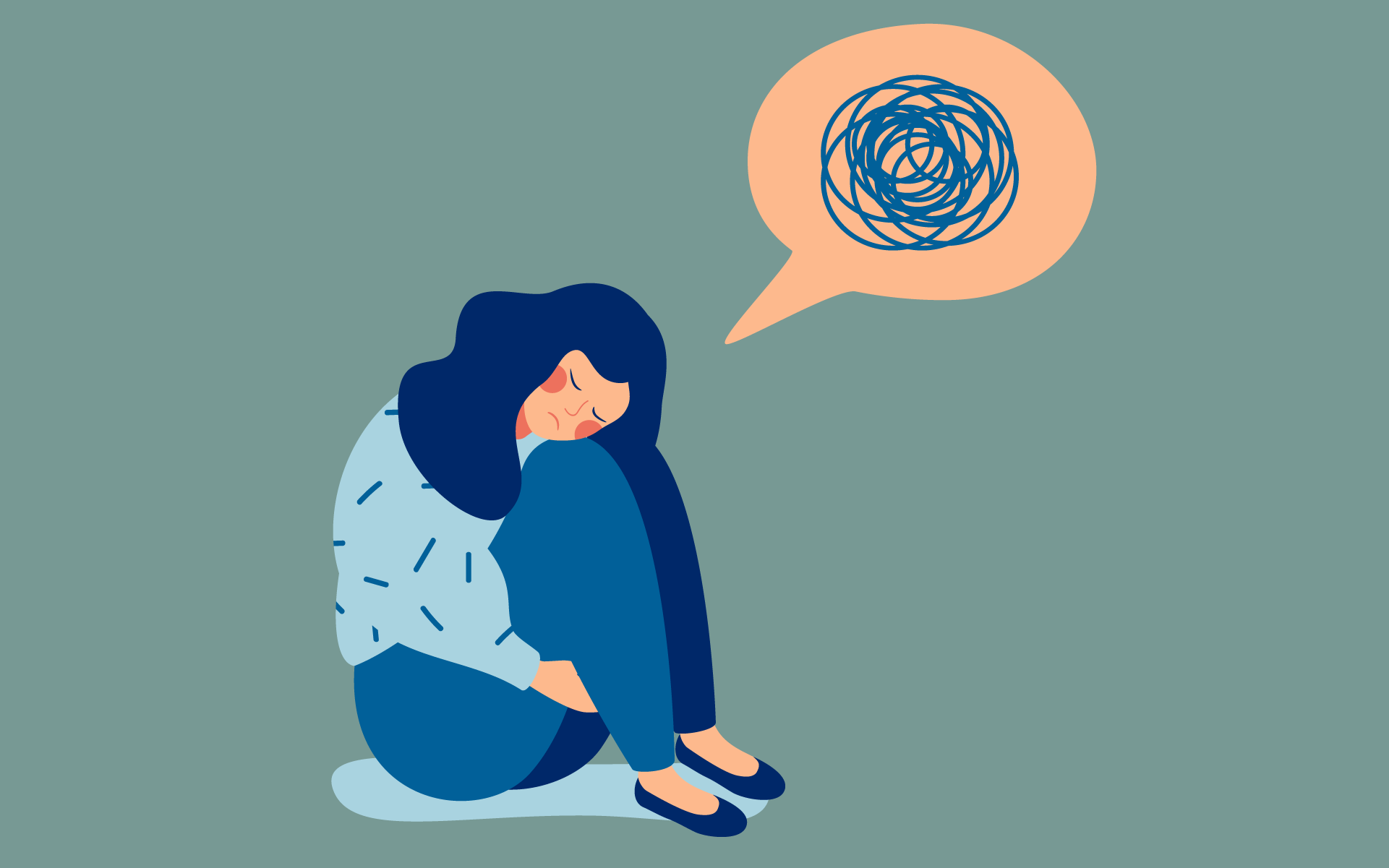 Generalized Anxiety Disorder: Causes and Risk Factors - Unique Mindcare